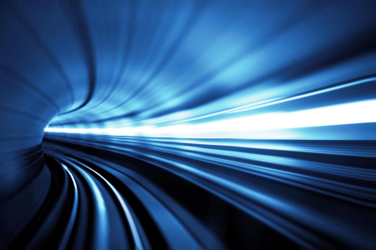 concetto di velocità - wifi superveloce