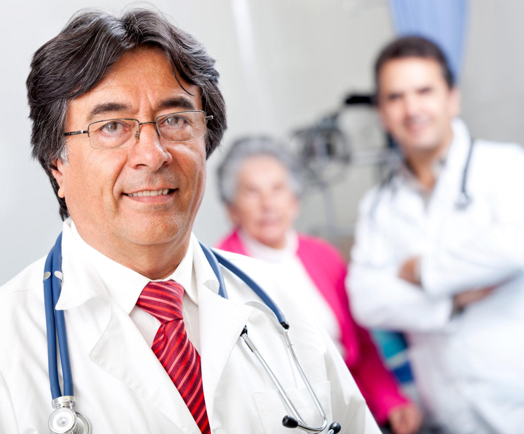 Direttore centro medico - wifi negli ospedali